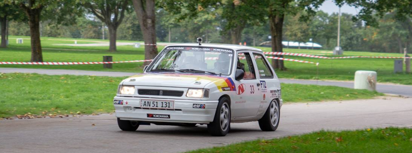 John Frederiksen Rallysprint