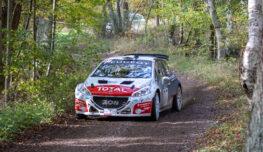 Dansk super rally – 6. afdeling