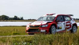 Dansk super rally – 5. afdeling
