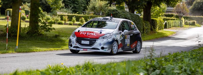 Dansk super rally – 4. afdeling