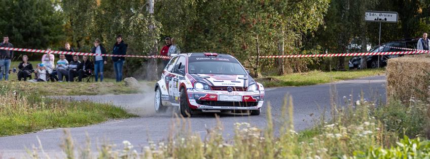 Dansk Super Rally – 2. afdeling