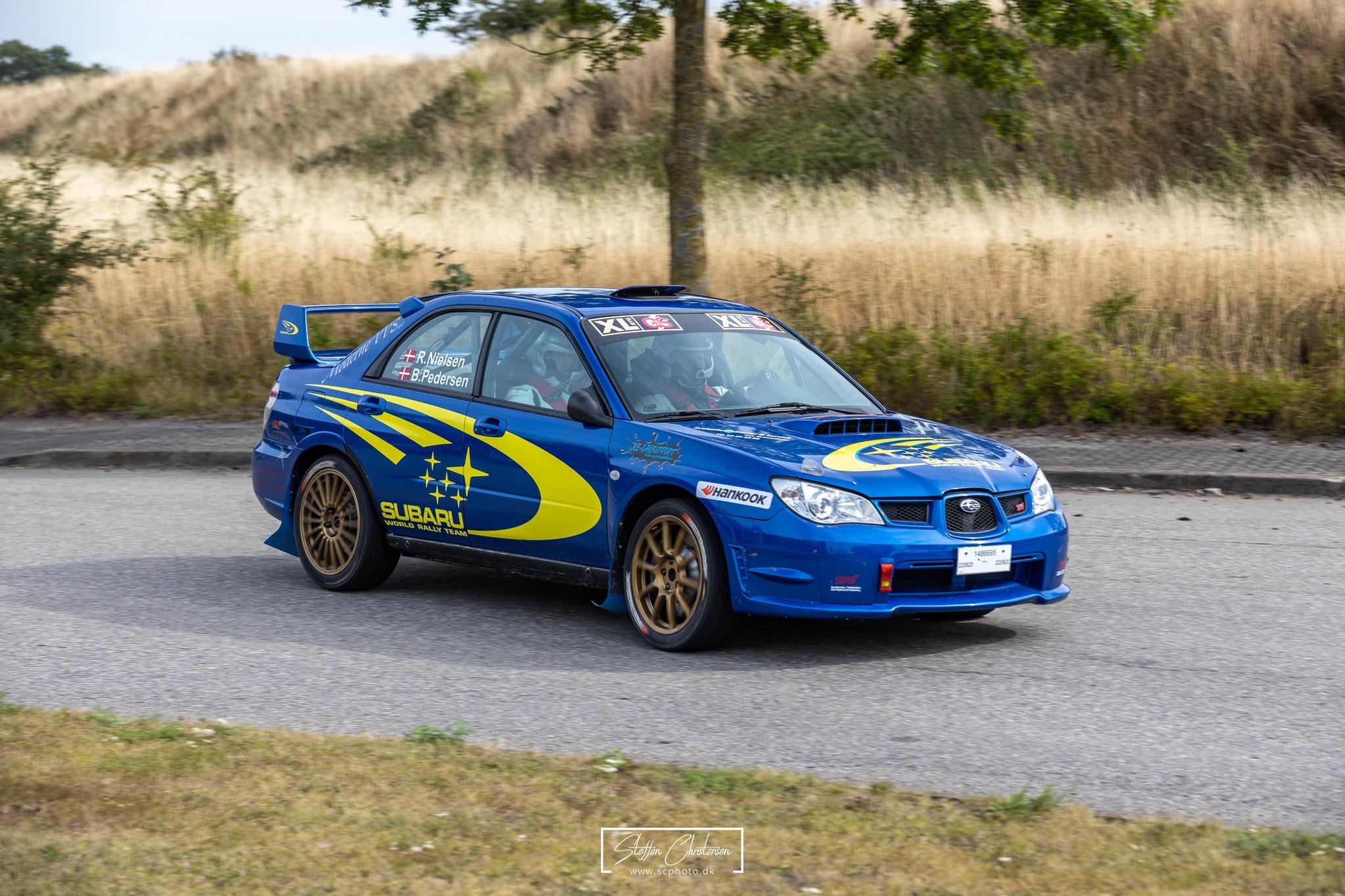 Yokohama Rally Special Finalen – Vejen