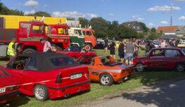 Gamle køretøjer, Stenlille – 15. september