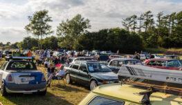 Gamle køretøjer, Stenlille – 23 juni