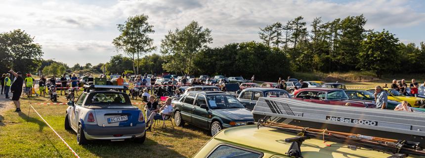 Gamle køretøjer, Stenlille – 30 juni