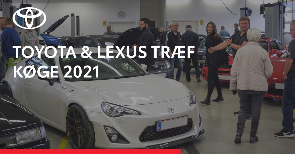 Toyota & Lexus Træf