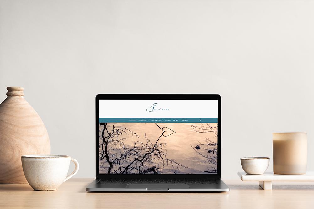 Blubird – Webdesign