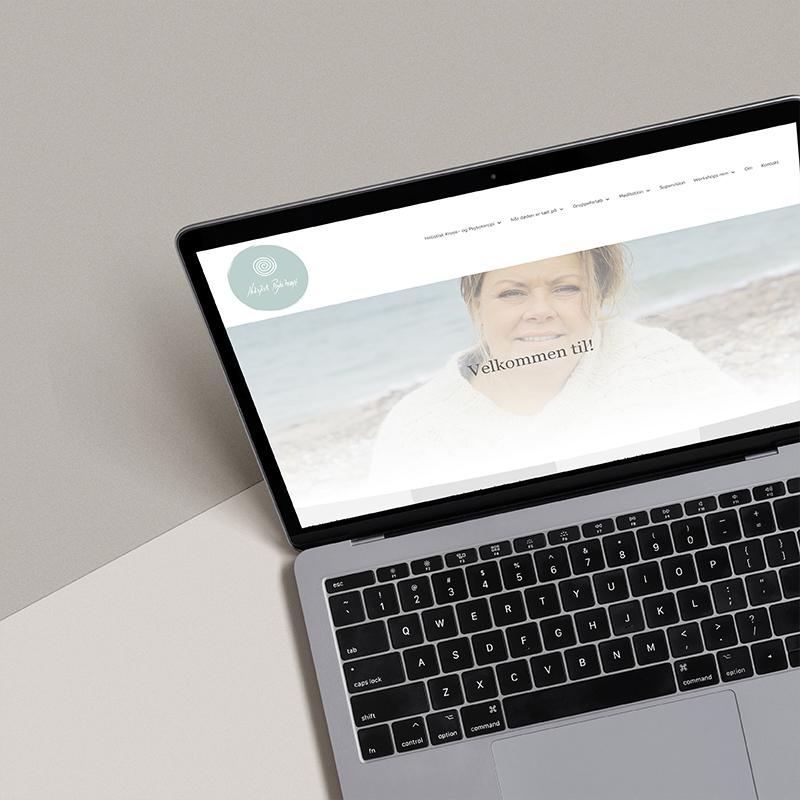 Holistiskpsykoterapi – Webdesign