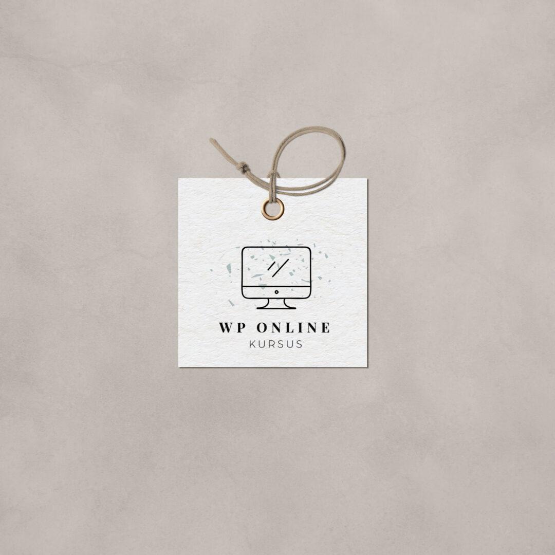 WP online kursus – Logodesign