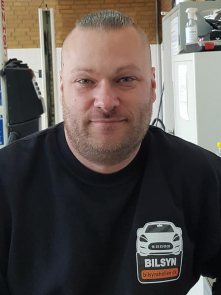 Christoffer Pedersen, Bilsynshallen.dk Odder