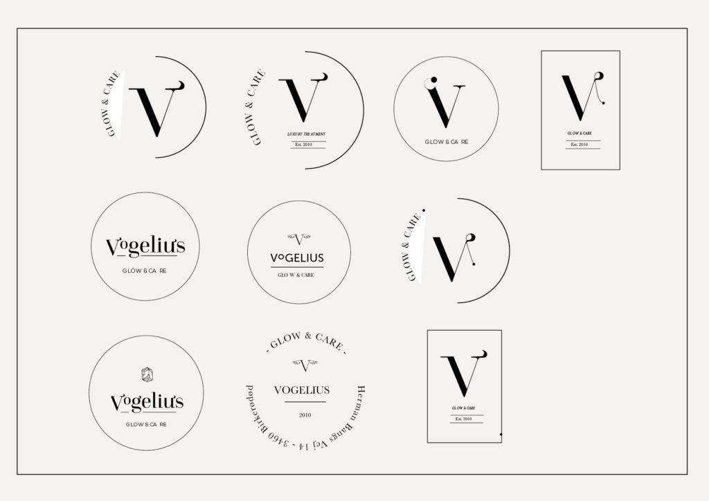 BineJoMo Logo Visuel identitet Vogelius 4