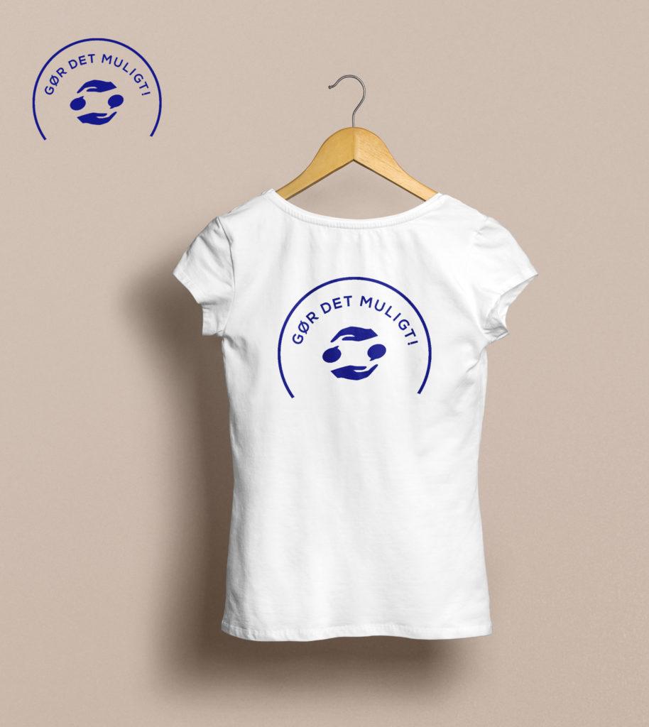Gør Det Muligt! T-shirt bag