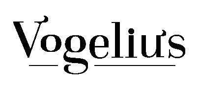 BINEJOMO VISUEL IDENTITET LOGO VOGELIUS