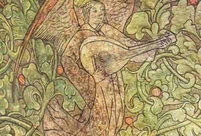 paradis i Helsingør, musik engel