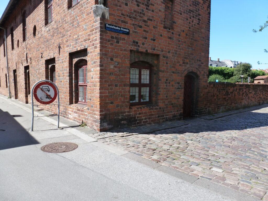 KARMELITERNES HOSPITAL I HELSINGØR