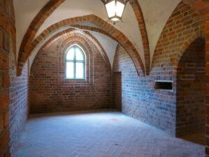 SAMTALERUMMET karmeliterklosteret Helsingør Dyveke
