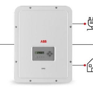 ABB inverter per fotovoltaico su BGENERGIA