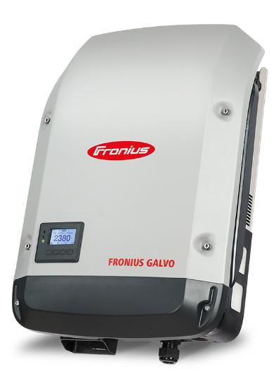 Inverter fotovoltaico FRONIUS GALVO 3-0-1