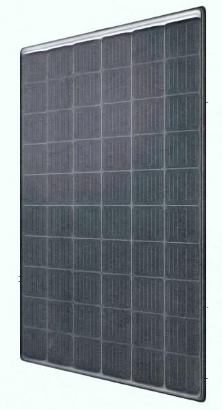 Immagine stilizzata pannello fotovoltaico BGENERGIA