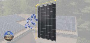 Dimensioni dei Pannelli Fotovoltaici