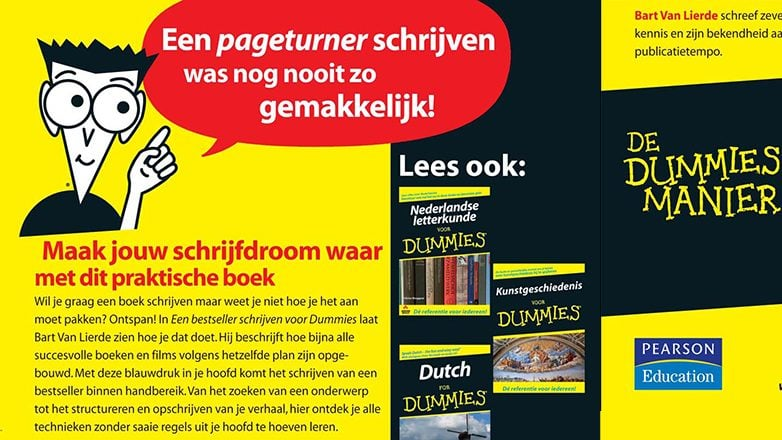 Bestsellers for dummies : een gratis e-book