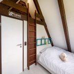 Ferienhaus Küstenkind Schlafzimmer 2