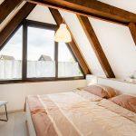 Ferienhaus Küstenkind Schlafzimmer 1