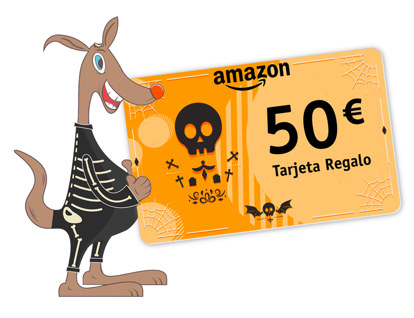 Tarjeta Regalo Amazon Gualu