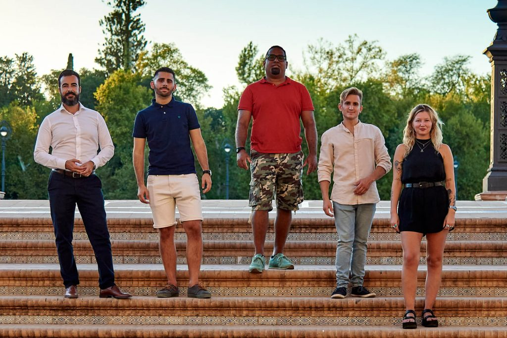 Foto equipo Gualaru