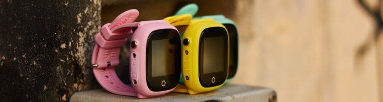 Imagen de los 3 relojes G-Junior