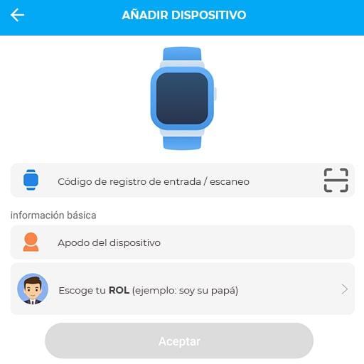 Añadir más relojes Setracker