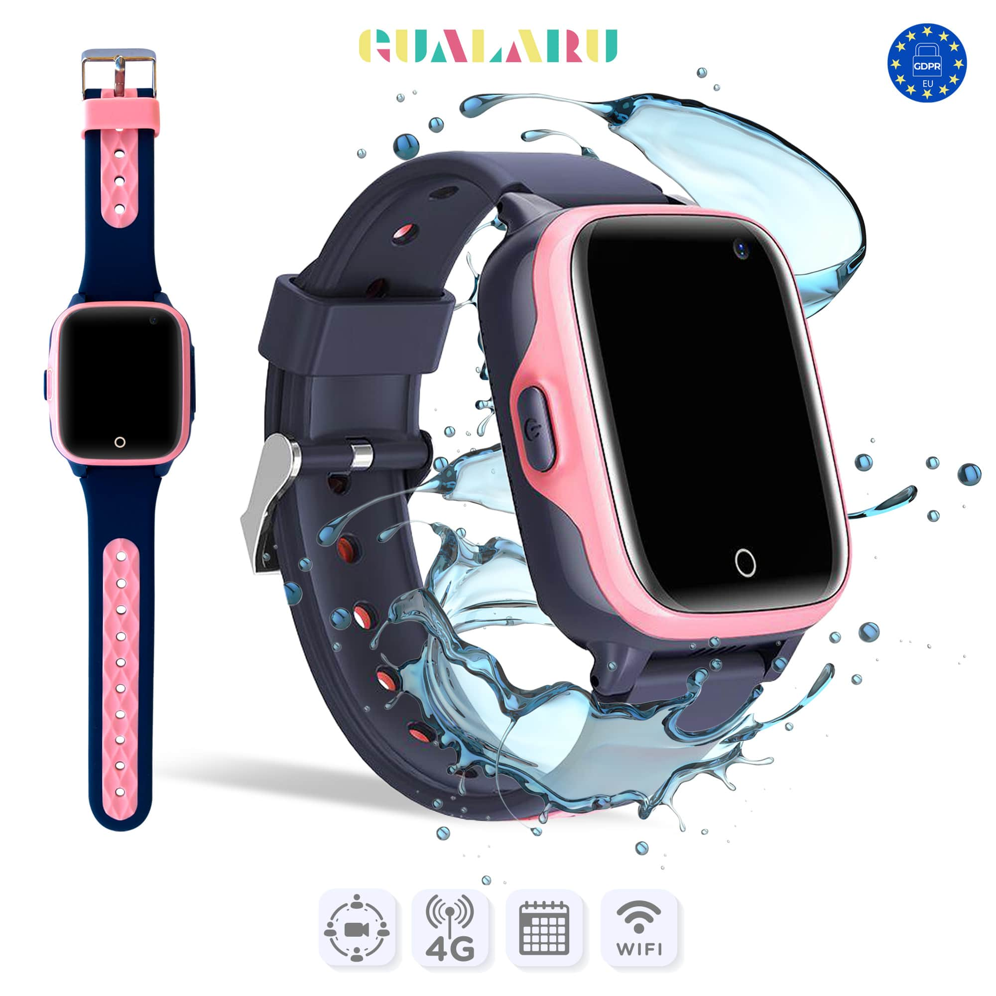 GPRO Smartwatch 4g