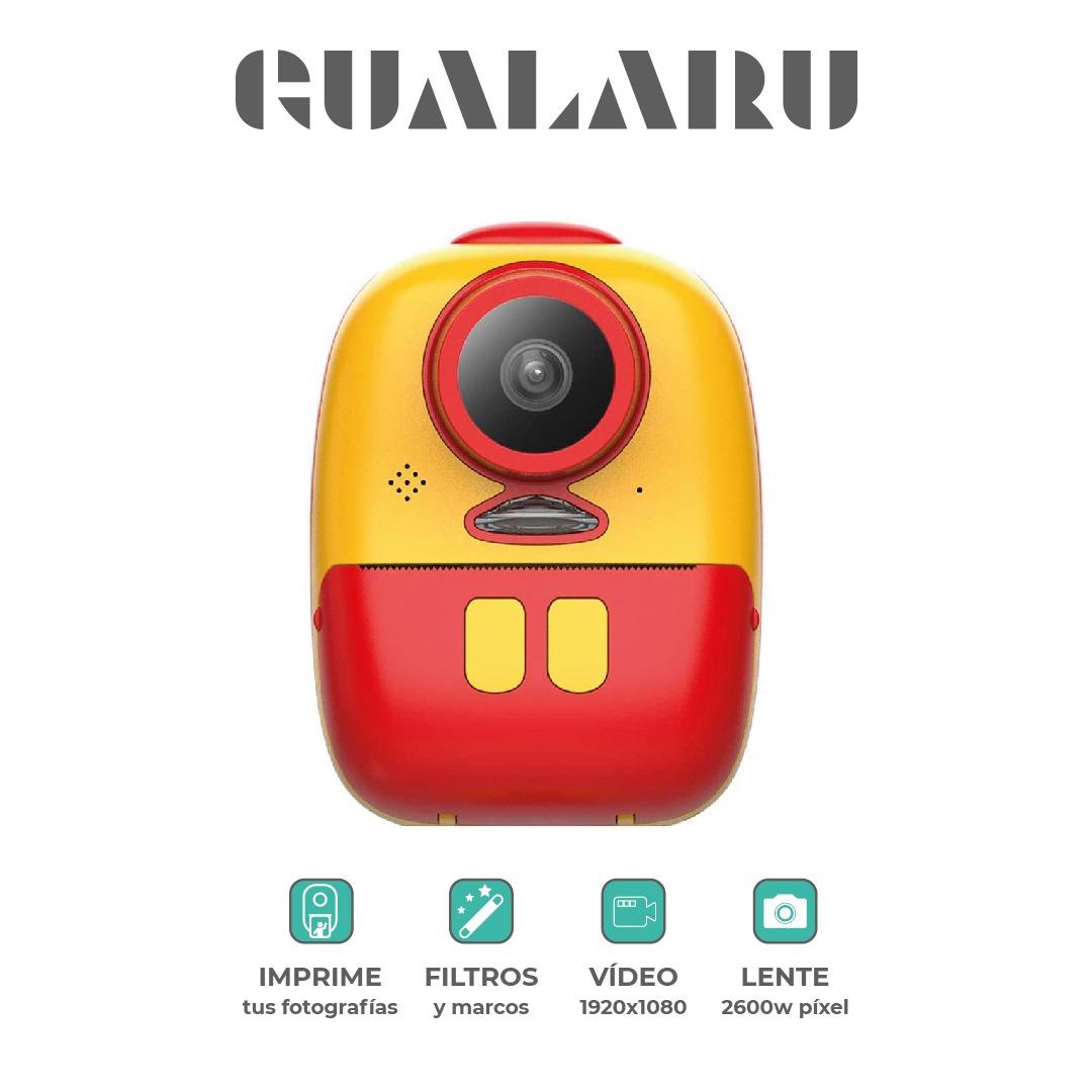 Cámara térmica Gualaru
