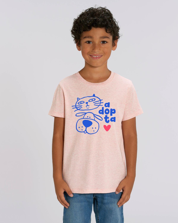 Regalo de comunion original camiseta adopta