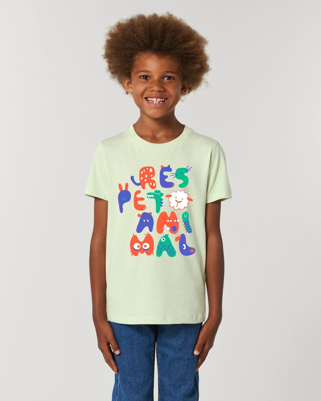 Regalo de comunion original camiseta sotenible
