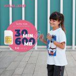 Tarifa móvil para niños
