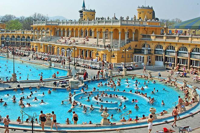 destination europe pas chère evg budapest