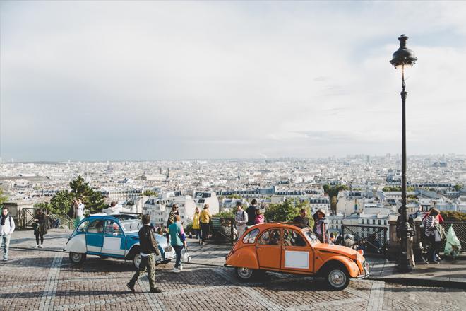 Activités EVJF Paris