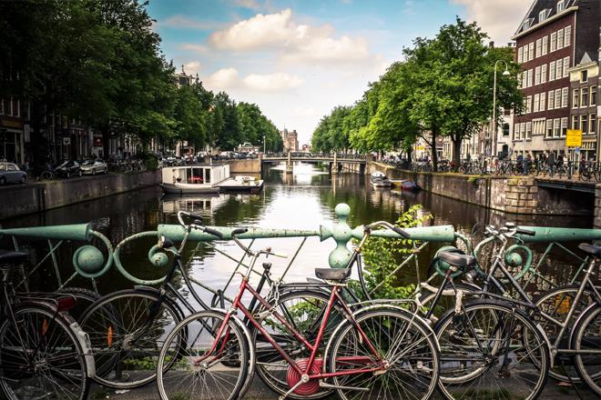 destinations EVJF Europe amsterdam