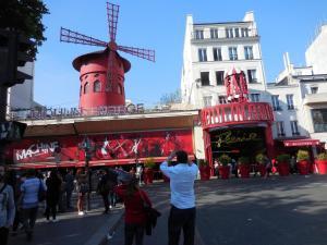 2017 - escapade à Paris - Montmartre
