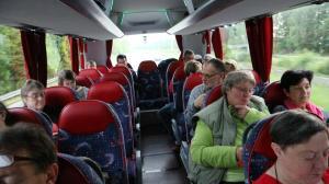 Départ vers la Moselle