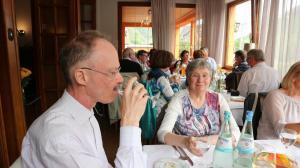 Repas à Klotten