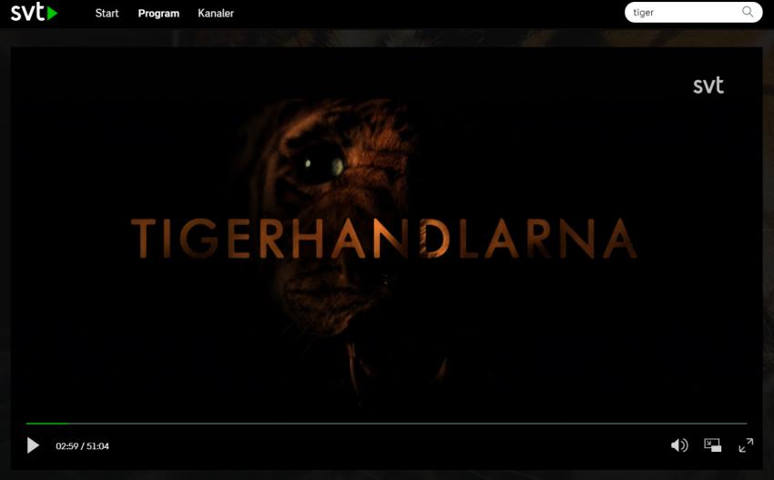 Tigerhandlarna