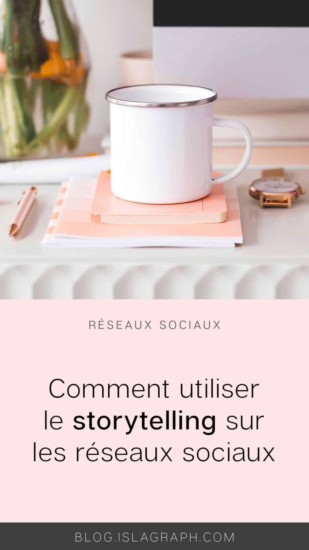 Si je te disais qu'il y a une manière simple qui peux vraiment t'aider à te démarquer sur Instagram et sur les réseaux sociaux. Une méthode qui est plus facile que ce que l'on croit et qui peut te faire gagner du temps. Cette méthode est simplement le storytelling : l'art de raconter une histoire.