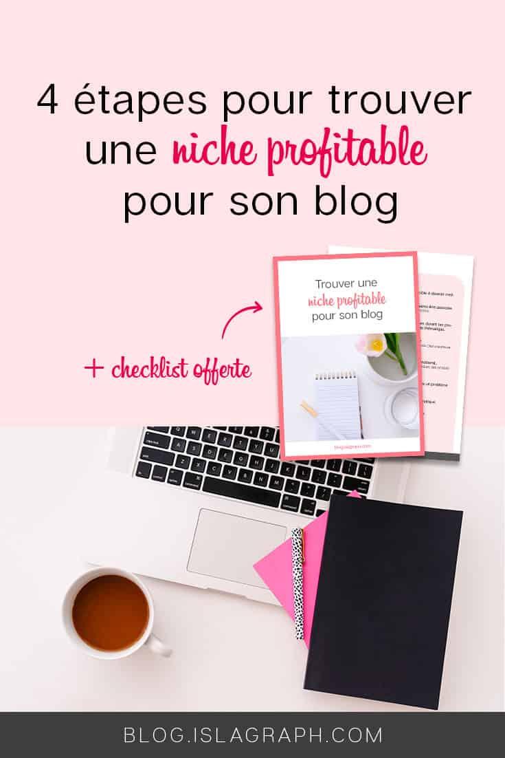 trouver niche profitable blog