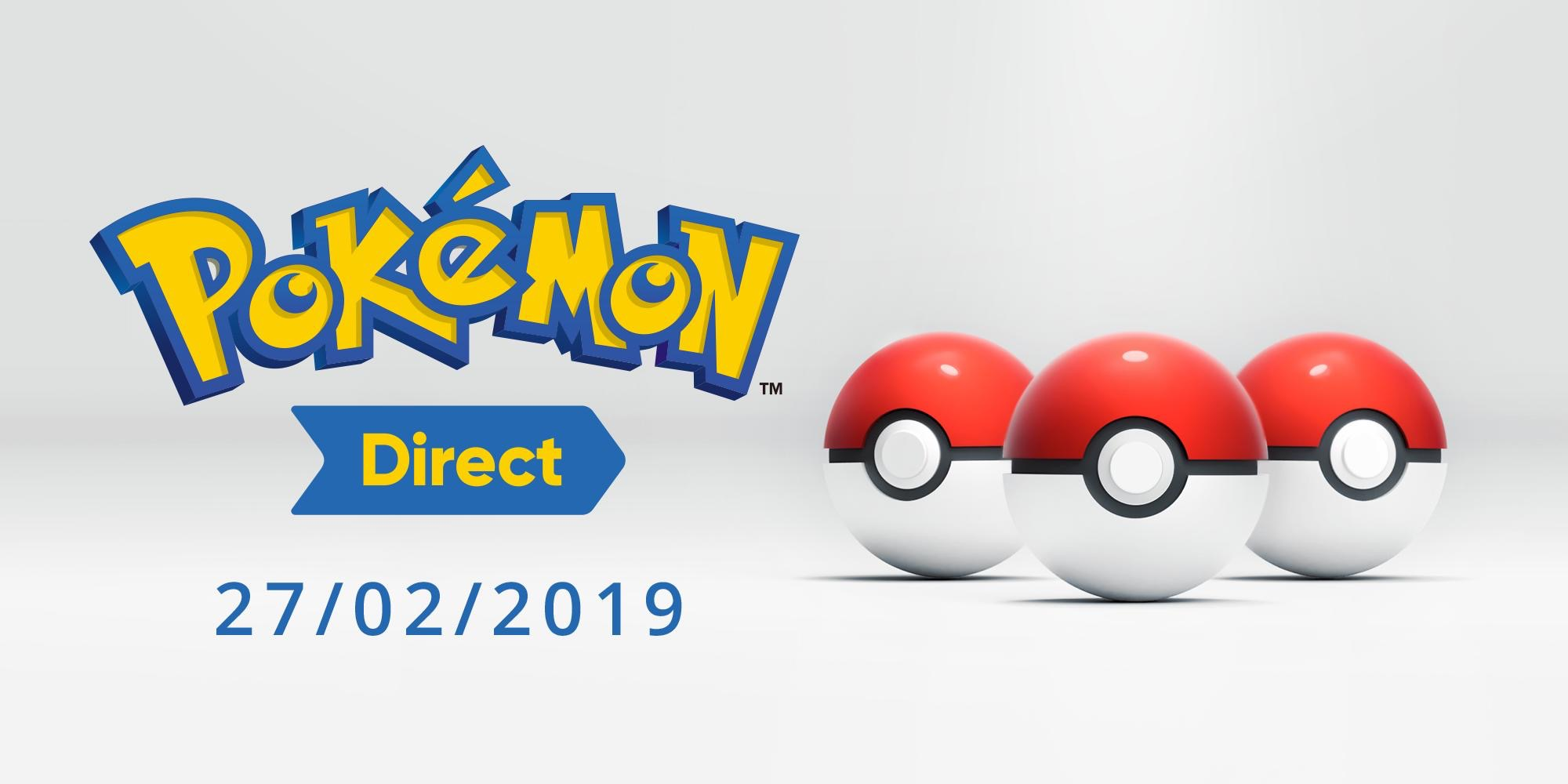 The Pokémon Company Just Announced A New Direct!