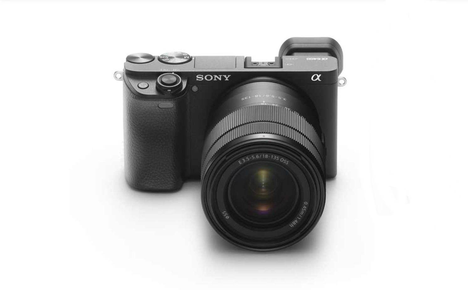 Do you need the Sony A6400?