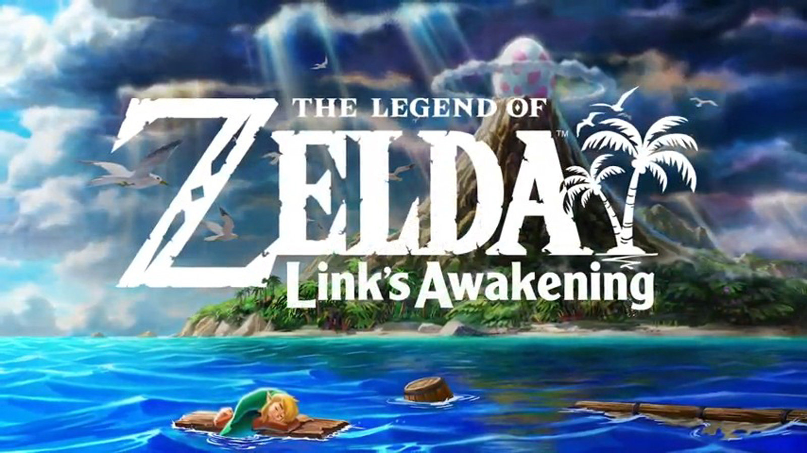 The Legend of Zelda: Link's Awakening [TRAILER]