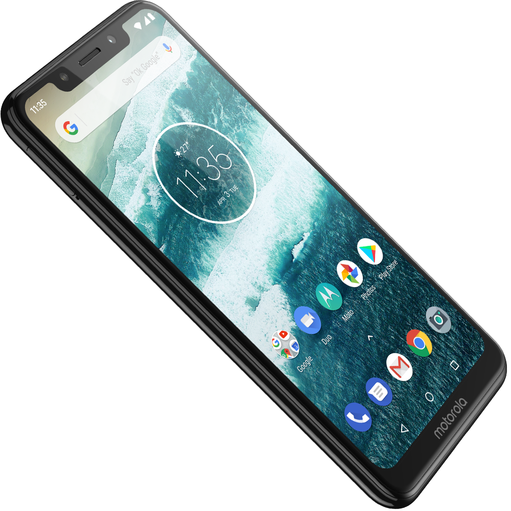 Checking Out The Motorola One