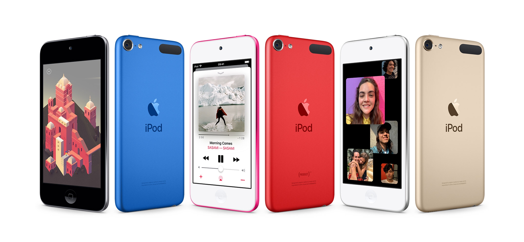 Apple Announce New iPod Touch